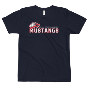 LTS NW Tucson Mustangs Navy T-shirt 2020
